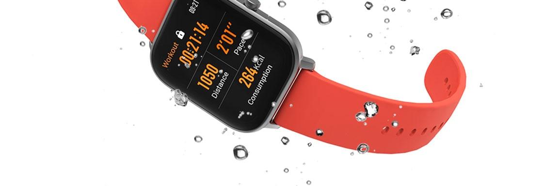 ساعت هوشمند شیائومی Amazfit GTS