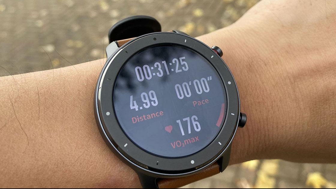 ساعت هوشمند شیائومی Amazfit GTR