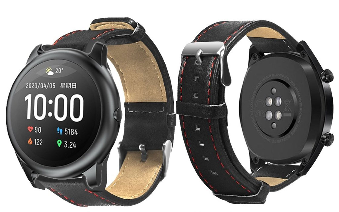 ساعت هوشمند هایلو Solar LS05